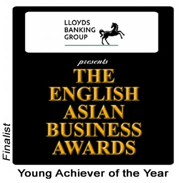The English Asian Business Award Finalist 2015