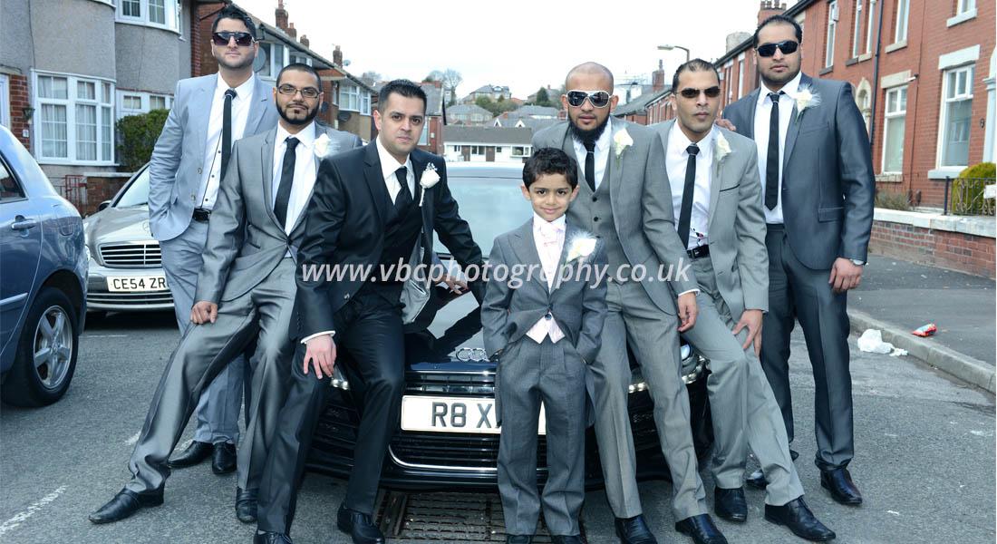 Asian Wedding Photography - Wedding Group
