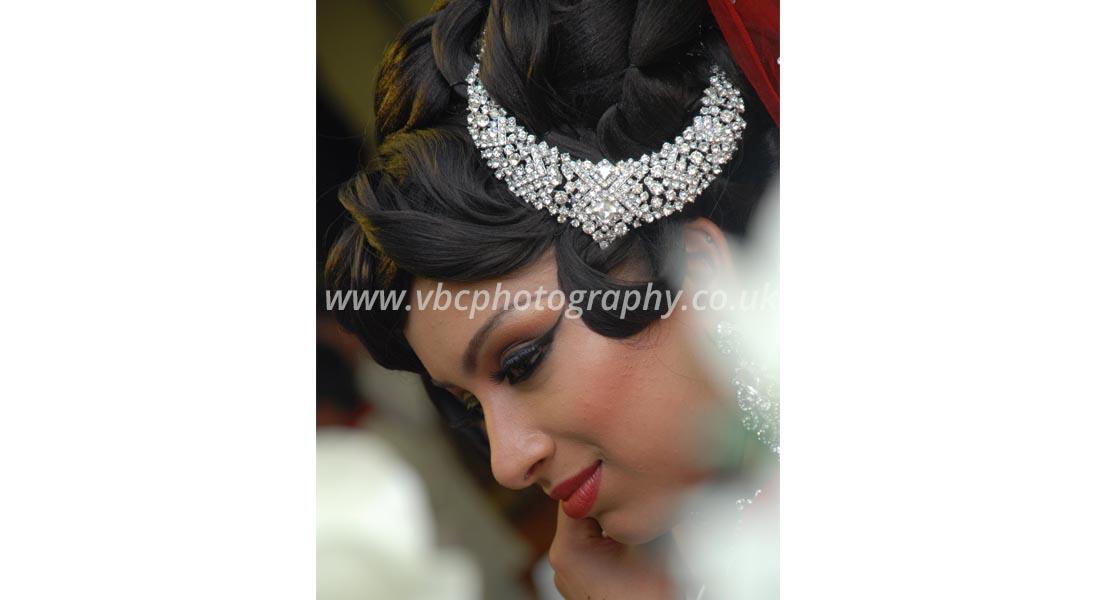 Asian Wedding Photography - Bride