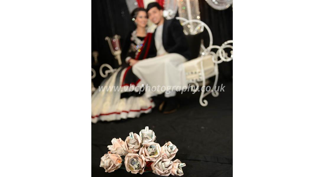 Asian Wedding Photography - Wedding Couple