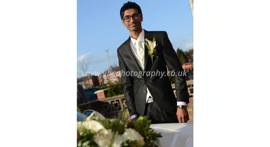 Asian Wedding Photography - Groom