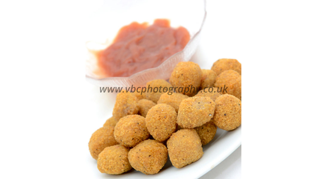 Product Photography - Food Photographer - Cheese Balls