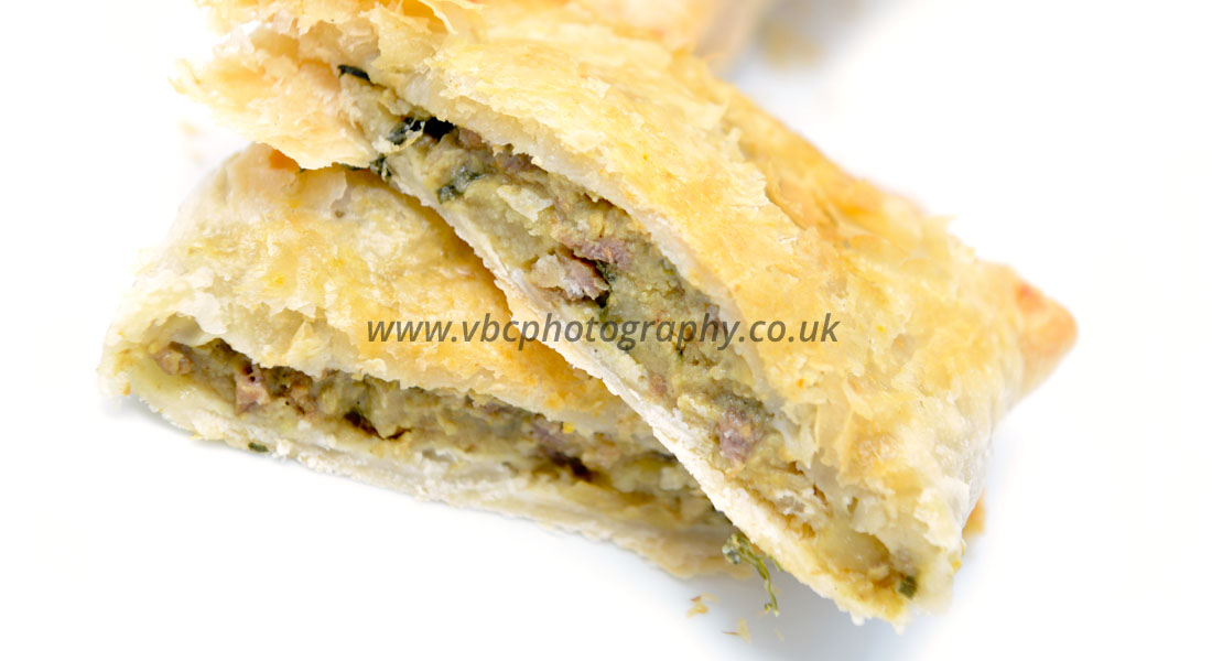 Product Photography - Food Photographer - Pasties