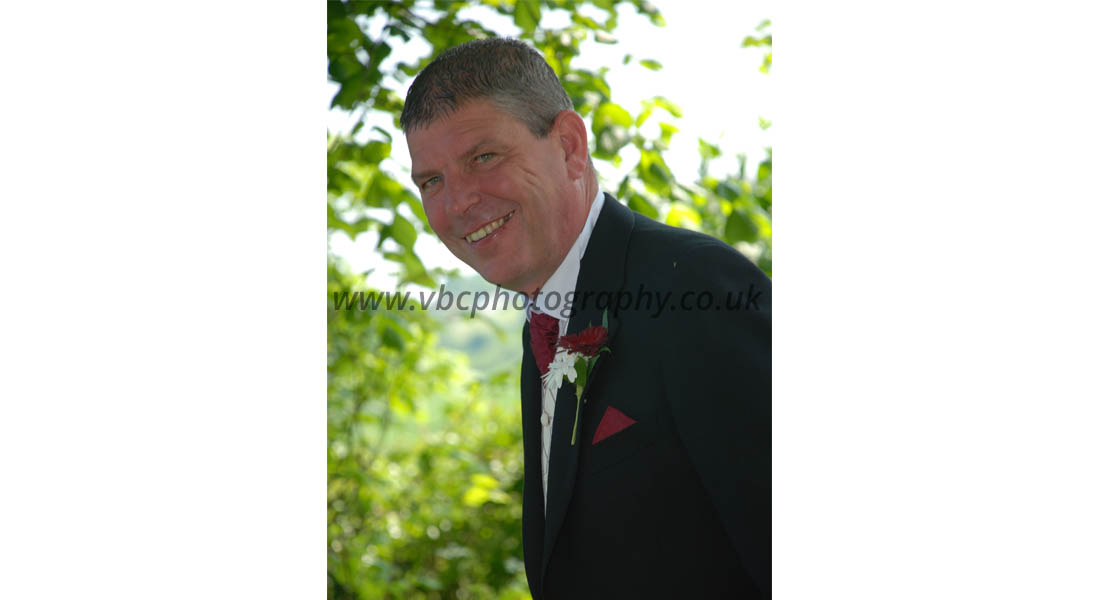 English Wedding Photography - Groom