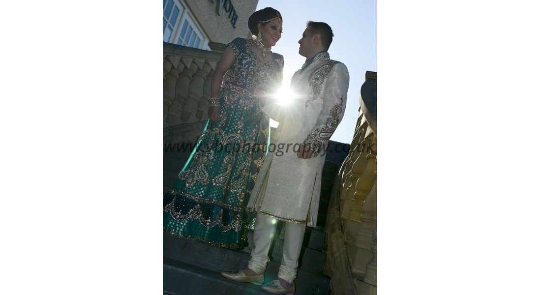 Portrait Photography - Wedding couple