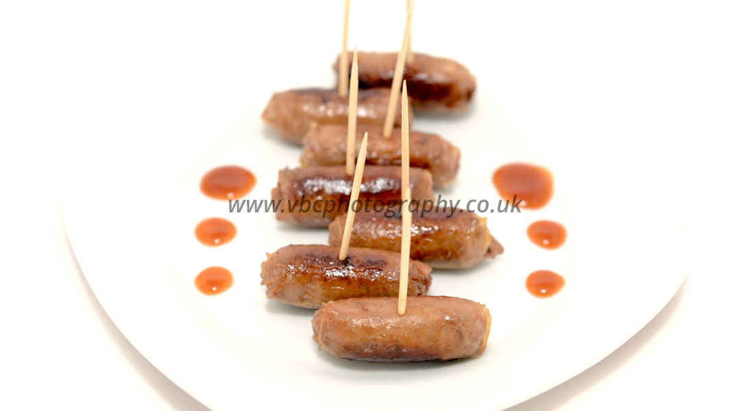 Product Photography - Food Photographer - Sausages