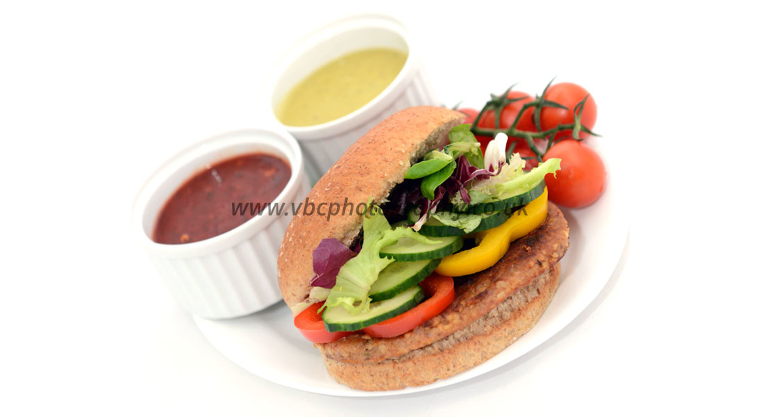 Product Photography - Food Photographer - Burger