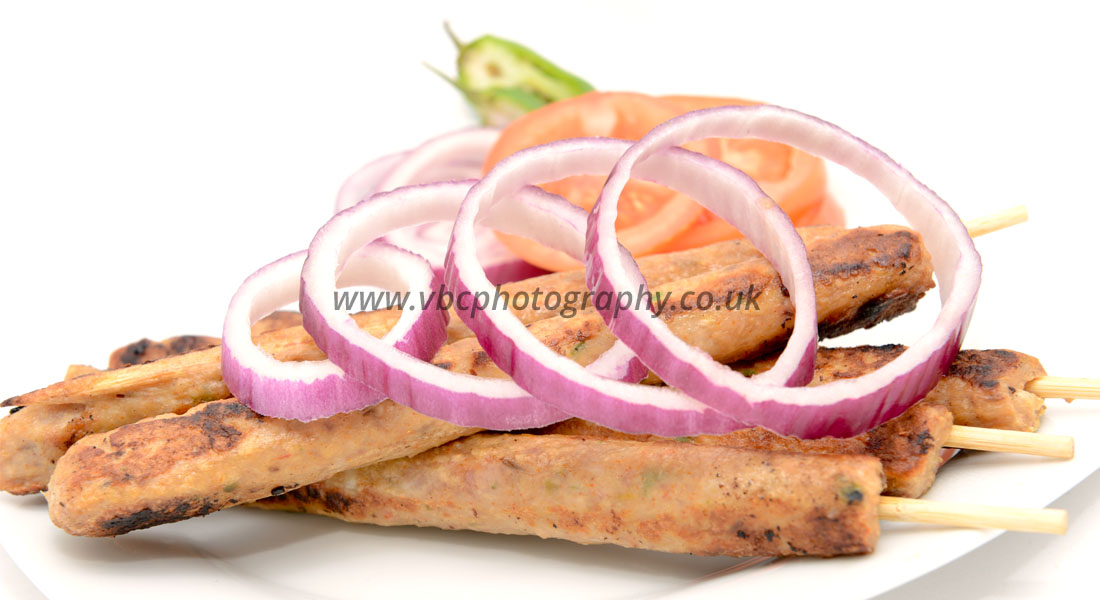 Product Photography - Food Photographer - Kebabs