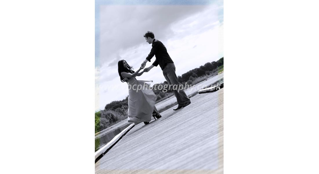 Portrait Photography - Pre-wedding photo shoot