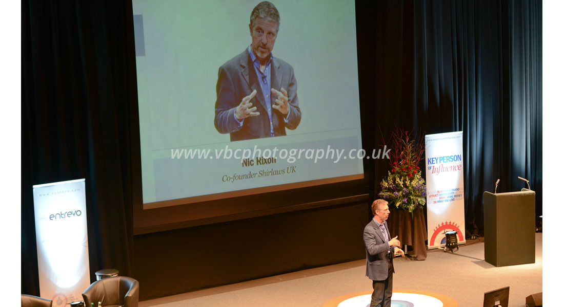 Event Photography - Corporate Event - Key Person of Influence