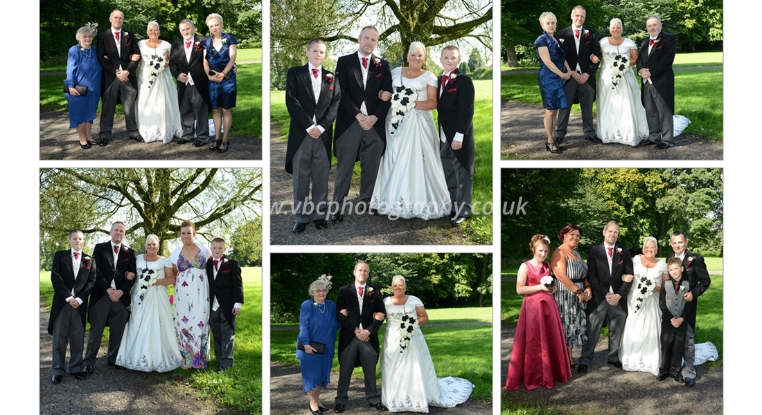 Digital Storybook Album - English Wedding