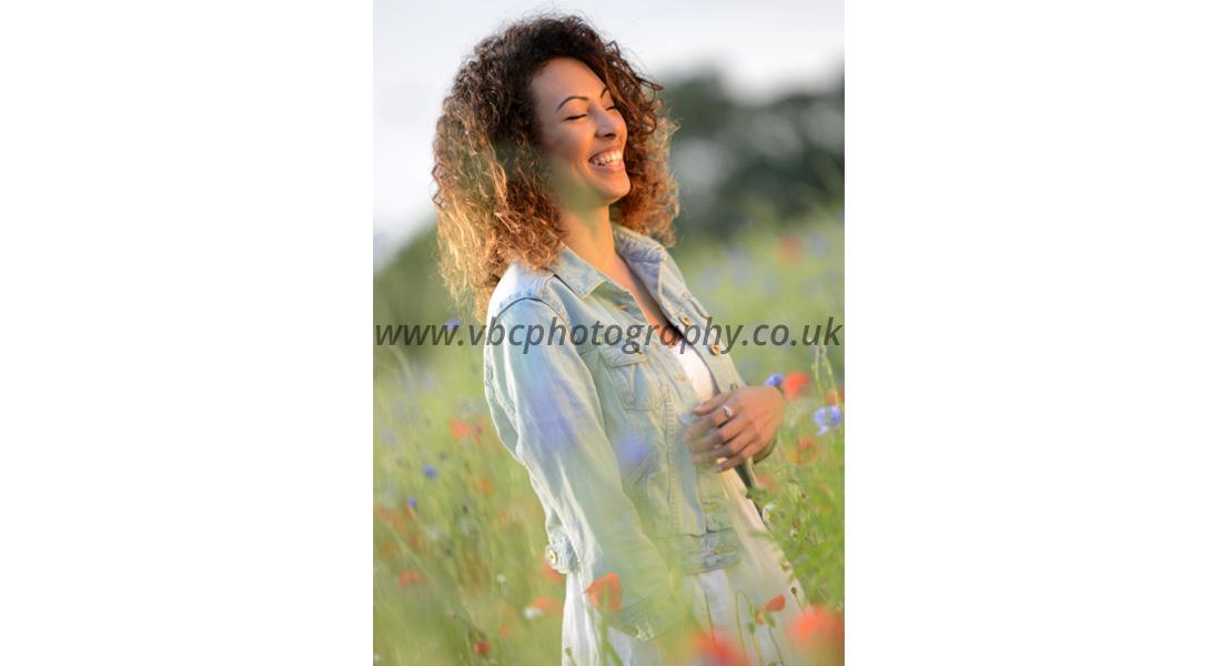 Model Portfolio Photography - Bethany Greer-James
