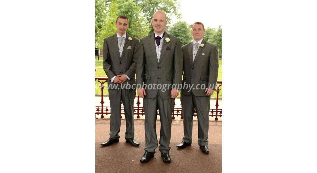 English Wedding Photography - Groom