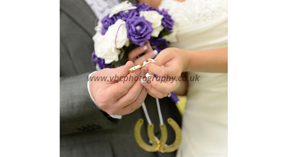English Wedding Photography - Wedding Rings