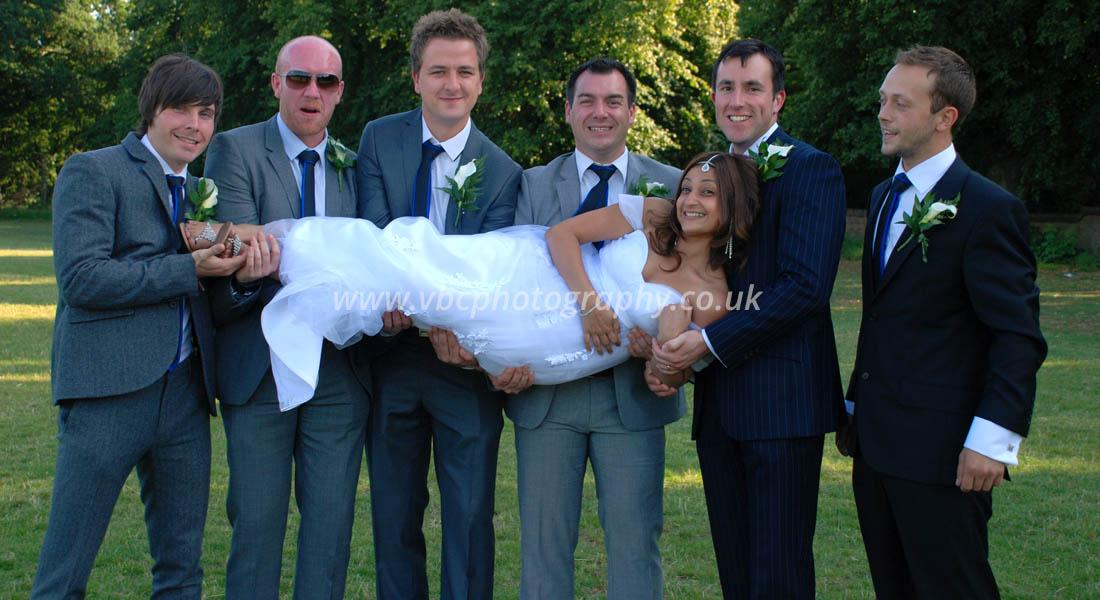 English Wedding Photography - Family Wedding shoot