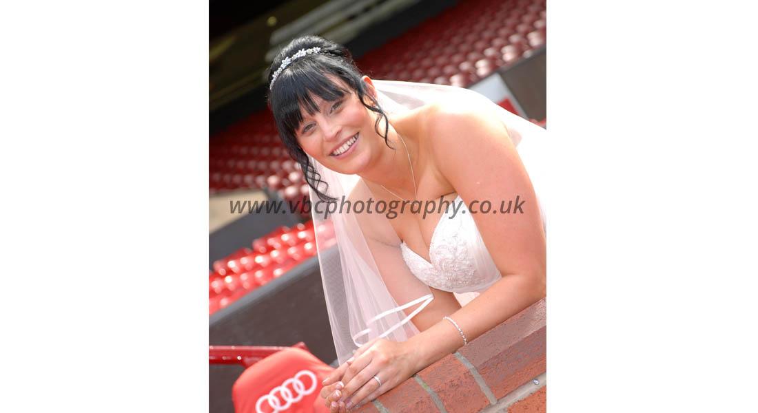 English Wedding Photography - Bride