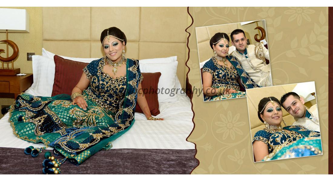 Digital Storybook Album - Asian Wedding